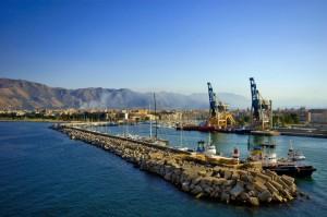 Palermo - il porto