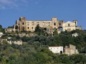Marzano Appio il castello di Marino Marzano