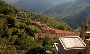 Altro panorama di Castelvecchio