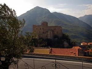 L'ulivo e il castello