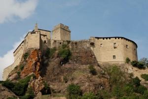 Bardi, il castello