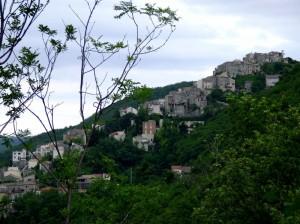 Panorama di Pretoro.
