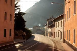 Luci dell'alba a San Marino