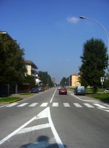 Sedriano: una via…