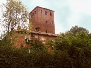 """Il castello """"delle cicogne"""" di Sant'Alessio"""