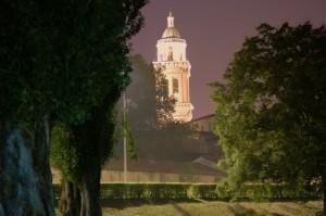 chiesa di mantova, vista lungolago