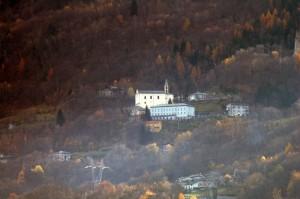 Castello dell'Acqua in Valtellina