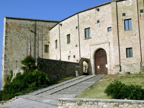 Nocciano - Castello Ducale De Stelich-Aliprandi.