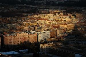 …… un raggio di luce dal Vaticano …..