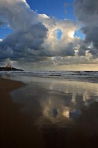 Nuvole dal mare
