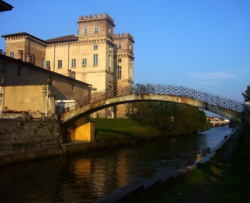 """Robecco sul Naviglio - Villa Archinto detta """"Il Castello"""""""
