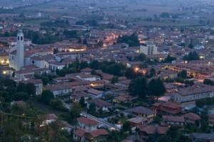 Crepuscolo da Monte Orfano