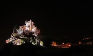 Saint Pierre in notturna