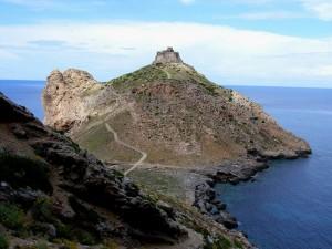 Marettimo, il Castello di Punta Troia