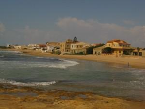 il Mediterraneo e Punta secca