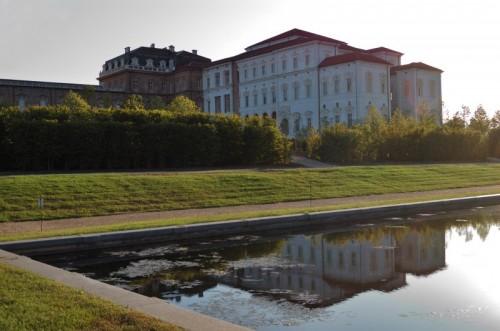 Venaria Reale - Dai giardini del castello