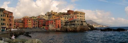 Genova - Boccadasse (stitcher)