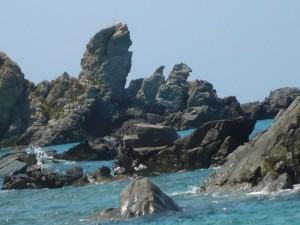 """Scoglio di """"Leone"""" - Spiaggia Della Marinella"""