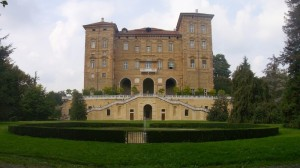 Castello di Agliè ed i giardini