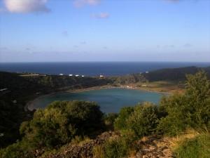 Pantelleria: Il lago di Venere