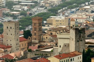 Torre Frumentaria e Duomo