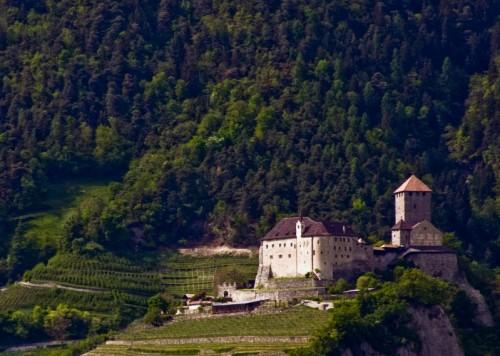 Tirolo - Castel Tirolo Merano