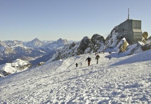 Rocca Pietore - Scalando la cima (Marmolada)