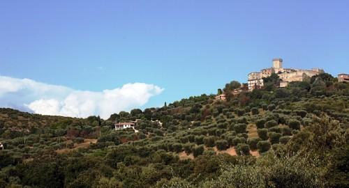 Capalbio - Più in su delle nuvole