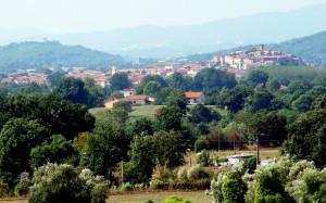 Pietramelara: panorama