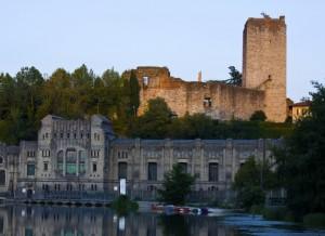 Castello e Centrale Taccani