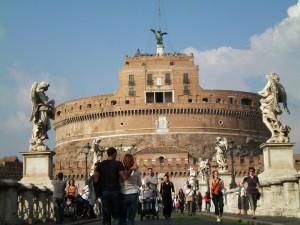 Castel Sant'Angelo - Mausoleo di Adriano