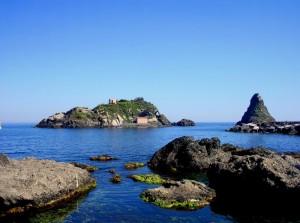 La riserva Marina Isola dei Ciclopi e Isola Lachea