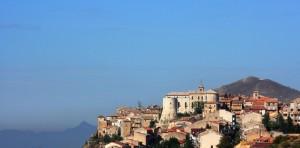 centro storico di Caggiano