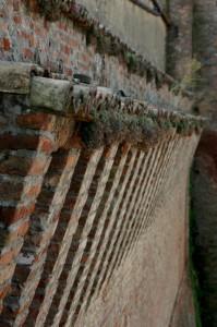 sulle mura