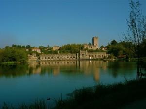 trezzo ..il suo castello ….la sua centrale elettrica