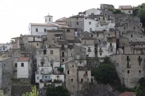 Panorama di Fontegreca (CE)