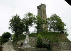 La torre di Denice