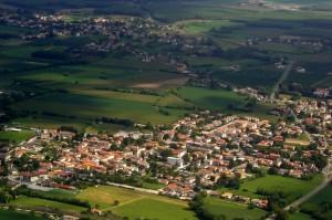 Pieris e San Canzian d'Isonzo