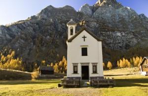 La Chiesa di Crampiolo