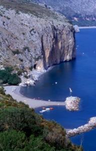 Capo Palinuro e la sua costa