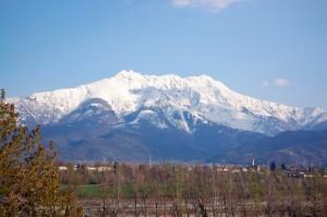 Ai piedi delle Alpi