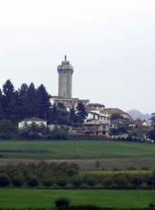 Perletto e la torre