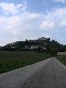 Una strada per Rosignano