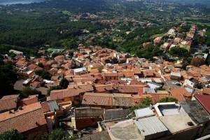 I tetti di Rocca di Papa