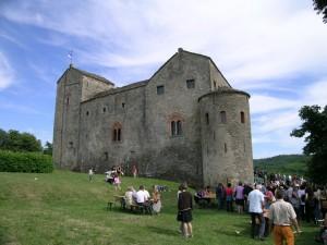 Aperitivo al castello