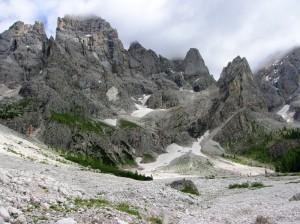 Val Venegia - Le Pale di San Martino