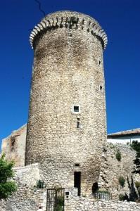 la torre angioina di colletorto
