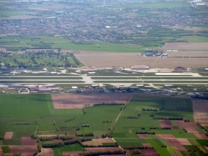Roveredo in Piano & aeroporto di Aviano