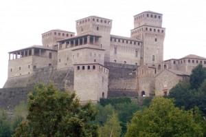 Nel Paese dei Prosciutti….Il Castello