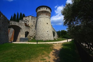 brescia il grande castello